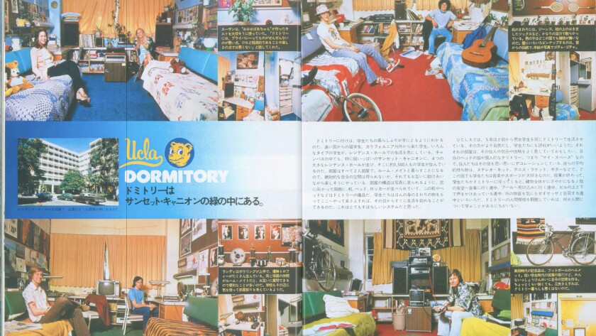 Japanese magazine Popeye reprinted its 1976 inaugural edition about life in Los Angeles.