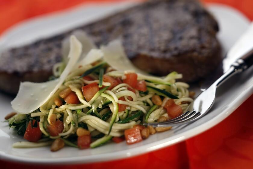 Recipe: Zucchini slaw