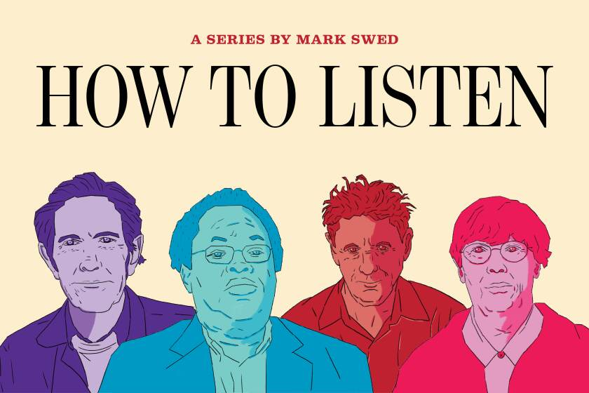 Image for the How to Listen series