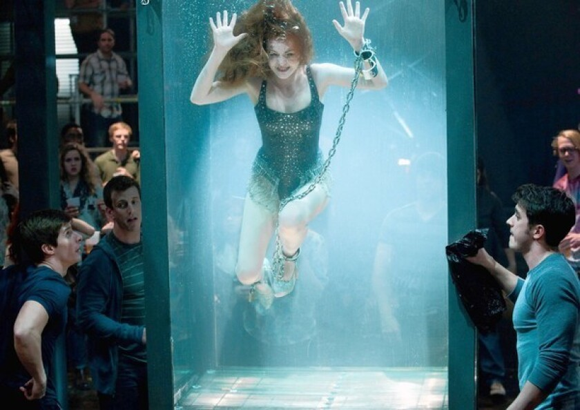 10 Celebs Who Escaped Freak Accidents