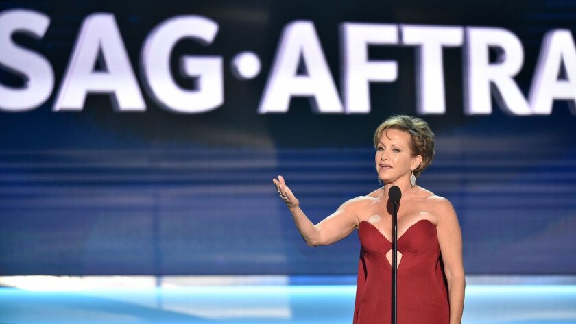 SAG-AFTRA President Gabrielle Carteris will chair the union's negotiating committee