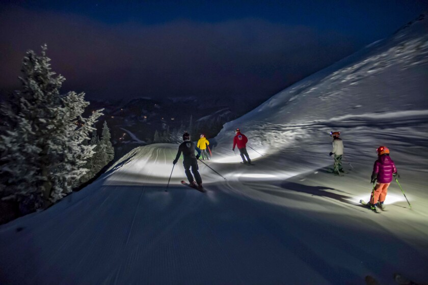 Ski resorts in the West: What's new and noteworthy
