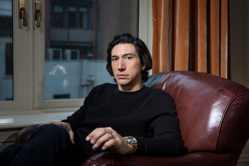 'Marriage Story' actor Adam Driver