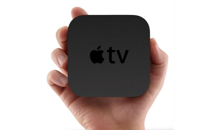 Apple Inc.'s Apple TV set-top box.