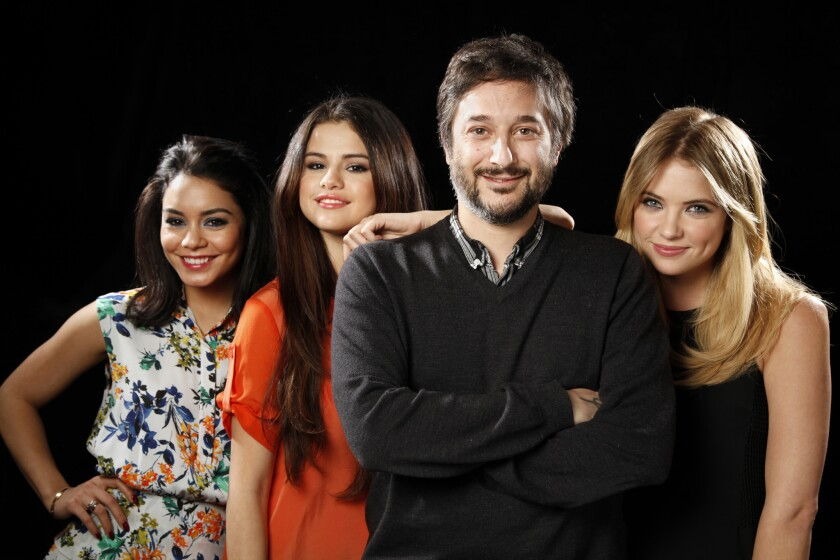 Harmony Korine on 'Spring Breakers': 'We're doing a remix'