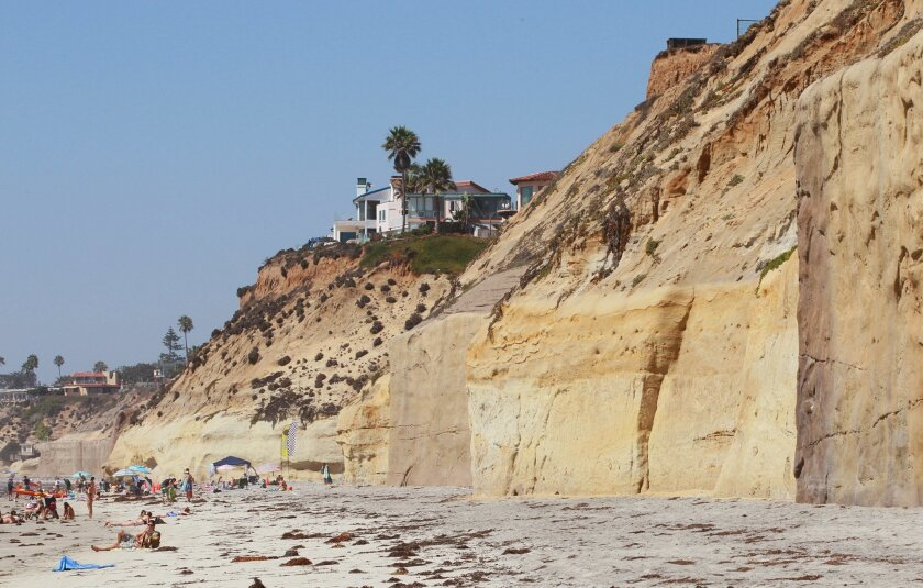 A 50-year plan by the U.S. Army Corps of Engineers would add 35 acres of beach to Solana Beach and Encinitas.