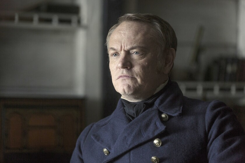 "Jared Harris in ""The Terror"" on AMC."