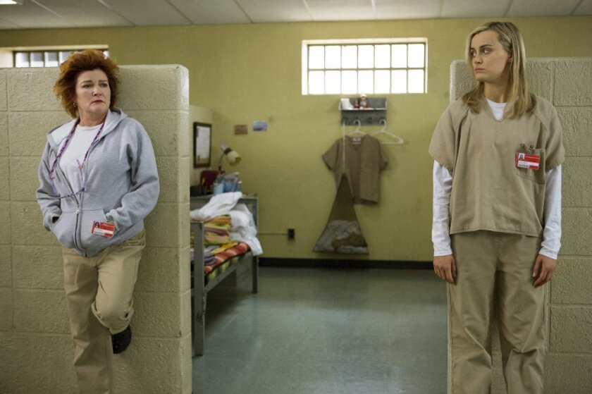 """Original shows such as """"Orange Is the New Black"""" are boosting Netflix."""