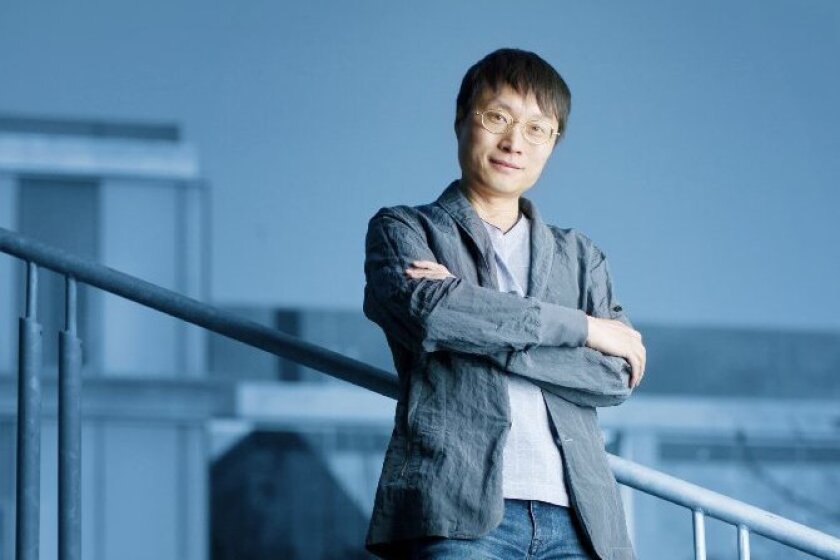 Award-winning composer Lei Liang is a veteran music professor at UC San Diego.