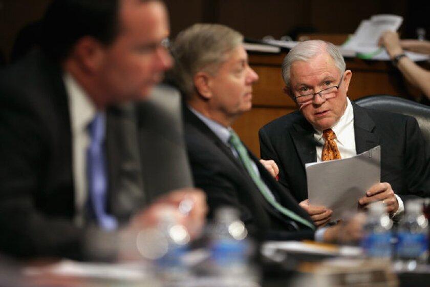 Sen. Sessions on immigration bill's broken promises
