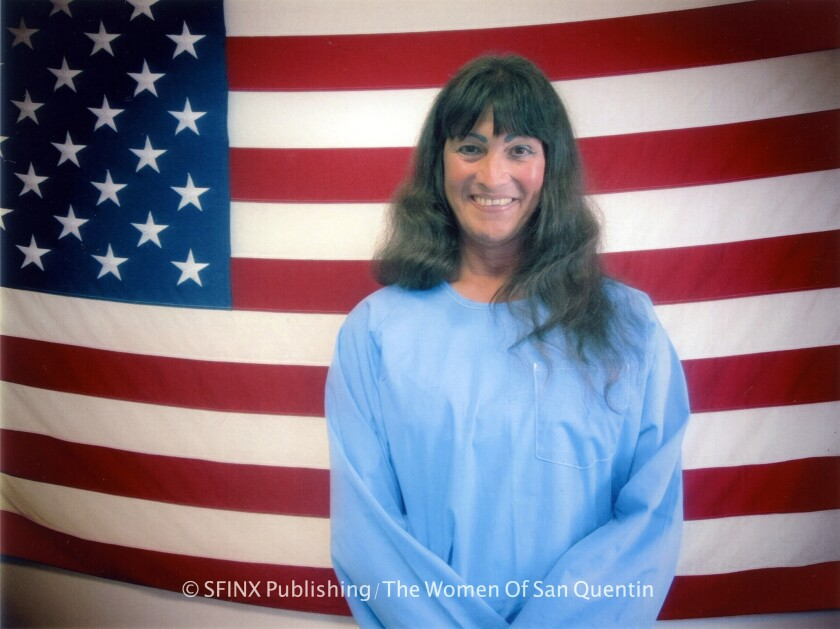 Shiloh Heavenly Quine in December 2014 at Mule Creek State Prison.