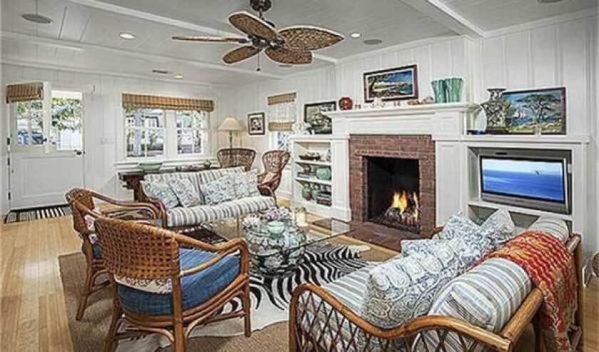 Billie Joe Armstrong sells Newport Beach house