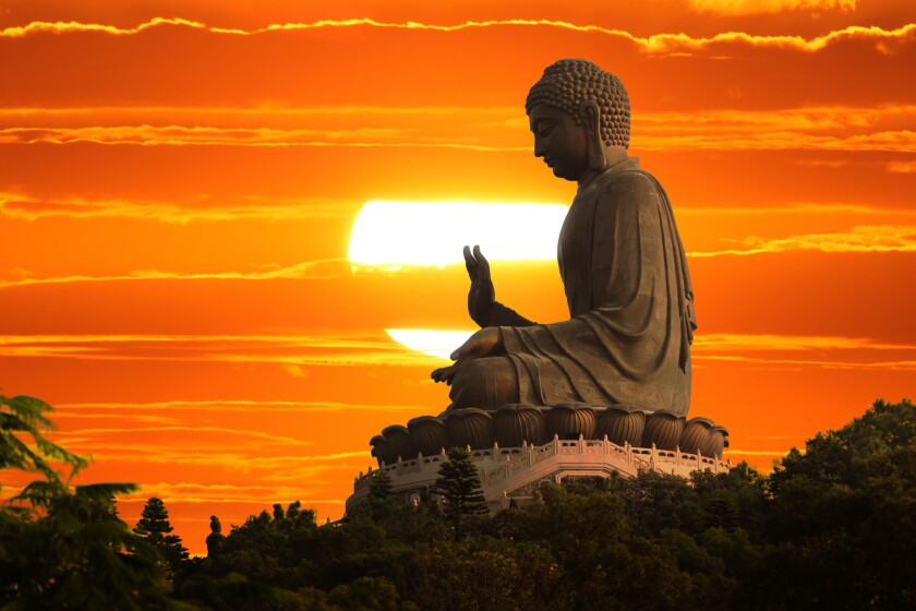 The official date for Buddha?s birthday this year is May 19.