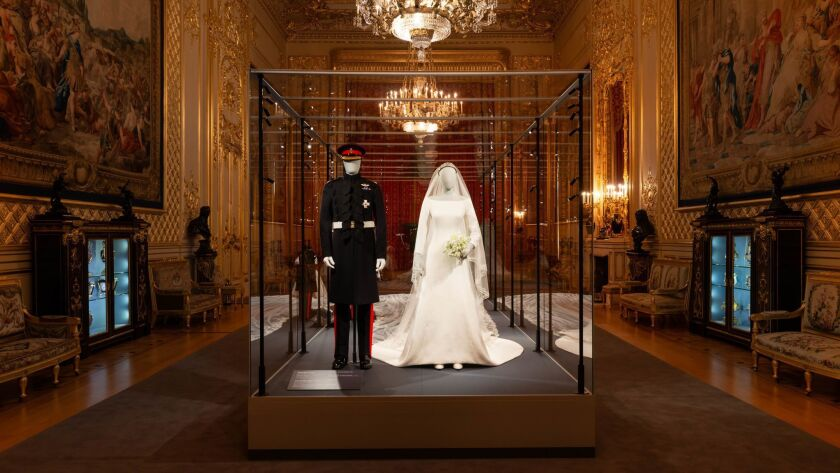 **IMAGE EMBARGOED UNTIL 00:01 BST FRIDAY, 26 OCTOBER** <br/> <br/>The special exhibition 'A Royal We