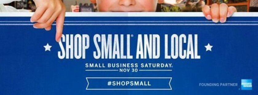 Shop Small and Local Banner Photo