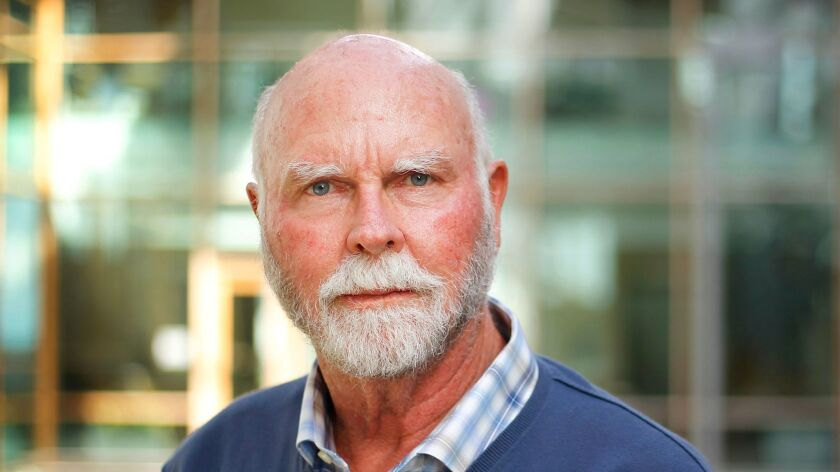 SAN DIEGO, CA - MARCH 21, 2015 - | Pioneering geneticist J. Craig Venter and a team from the J. Crai