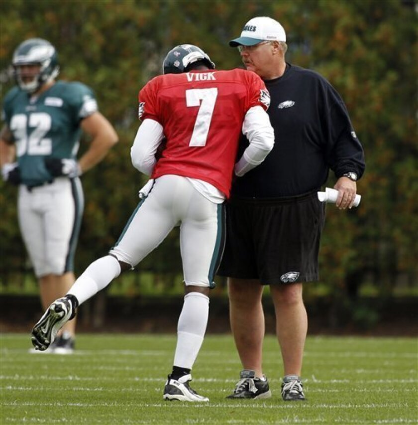 purchase cheap 23b63 63ba0 Andy Reid survives the heat in Philadelphia - The San Diego ...