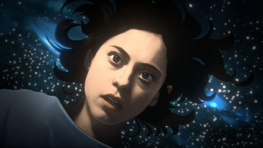 Amazon's new series 'Undone' is the studio's first foray into adult animation and is fully produced using rotoscope animation.