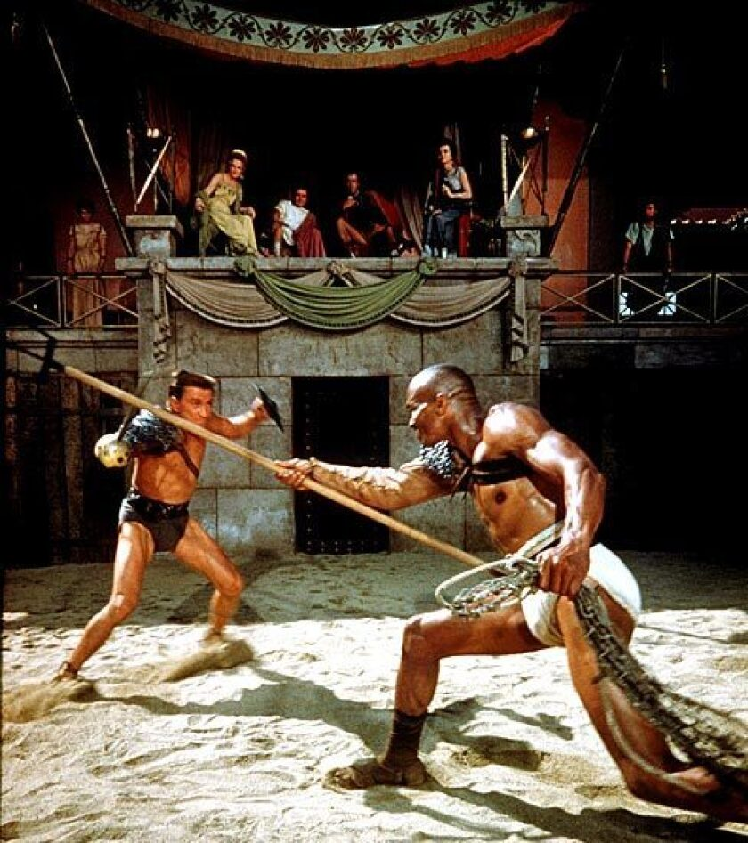 """""""Spartacus,"""" 1960"""