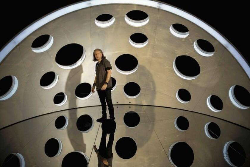 Diavolo's 'Fluid Infinities' completes 'L'Espace du Temps' trilogy