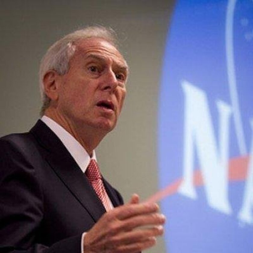 Daniel Goldin, former head of NASA, is bringing his San Diego company KnuEdge out of stealth mode