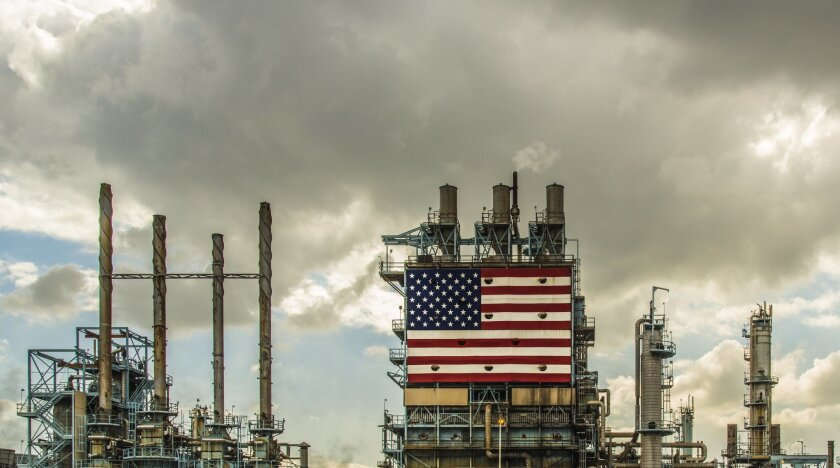 'The Patriotism of Petroeum' and by Michael B. Wilkes