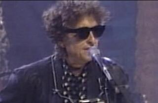 LA 90: Bob Dylan wins Nobel Prize for literature