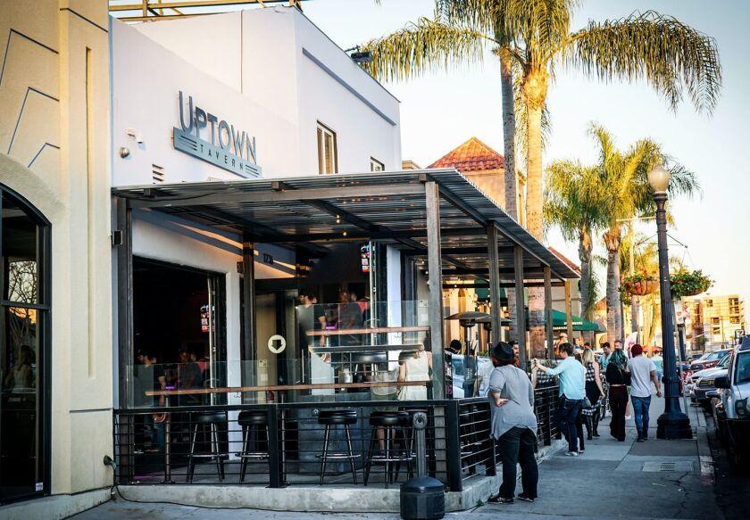 Uptown Tavern.