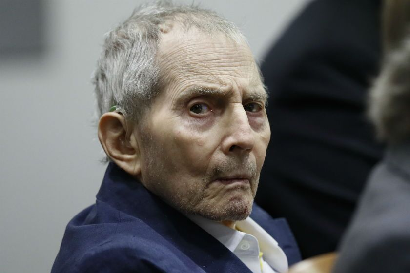 Robert Durst on trial in Los Angeles