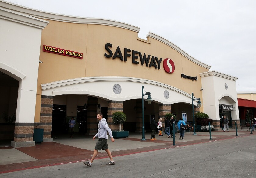 Safeway is paying nearly $10 million to settle allegations that it improperly disposed of hazardous waste and failed to protect confidential customer medical data.