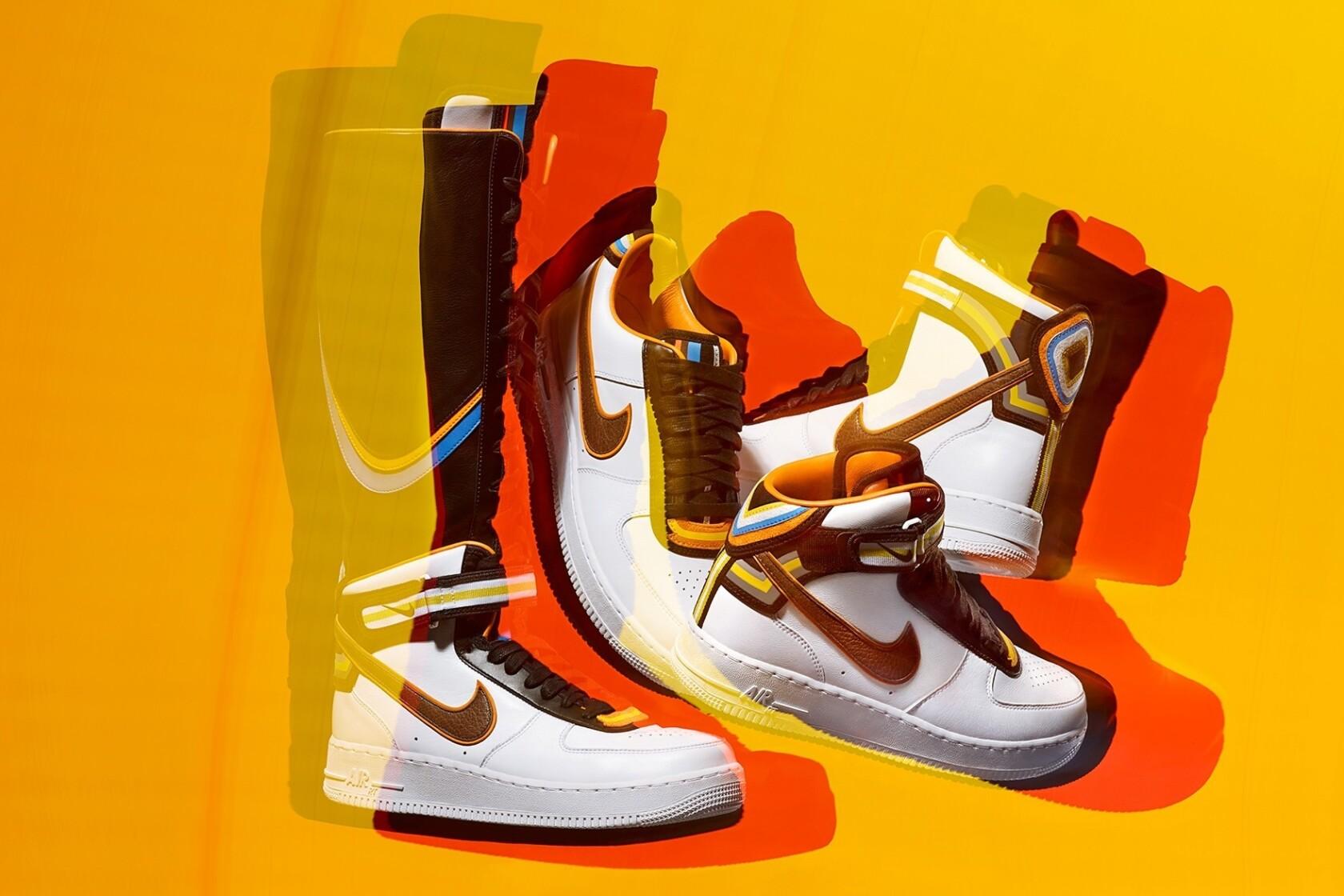 720b9972d20 Nike X Riccardo Tisci sneaker collaboration hits e-tail Friday - Los ...