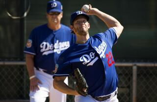What to expect as the Dodgers prepare for the season