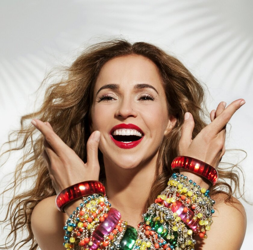 Brazilian music superstar Daniela Mercury is returning to San Diego for a performance at downtown's House of Blues.