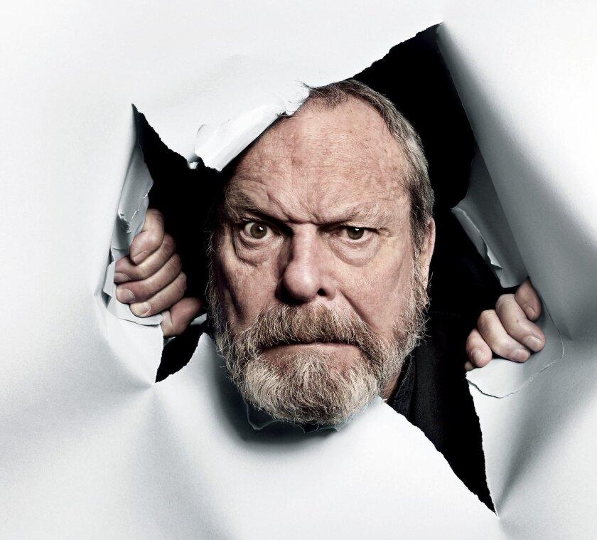 Filmmaker and Monty Python alum Terry Gilliam