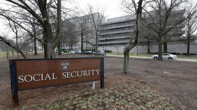 Social Security Administration HQ