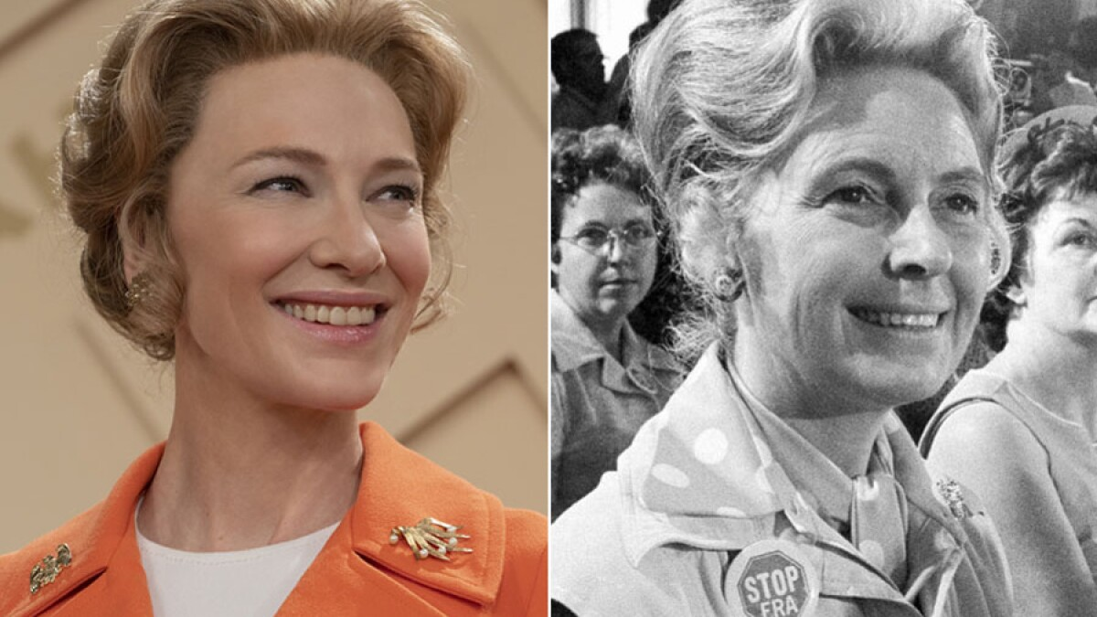 What Mrs America Get Right And Wrong About Phyllis Schlafly Los Angeles Times