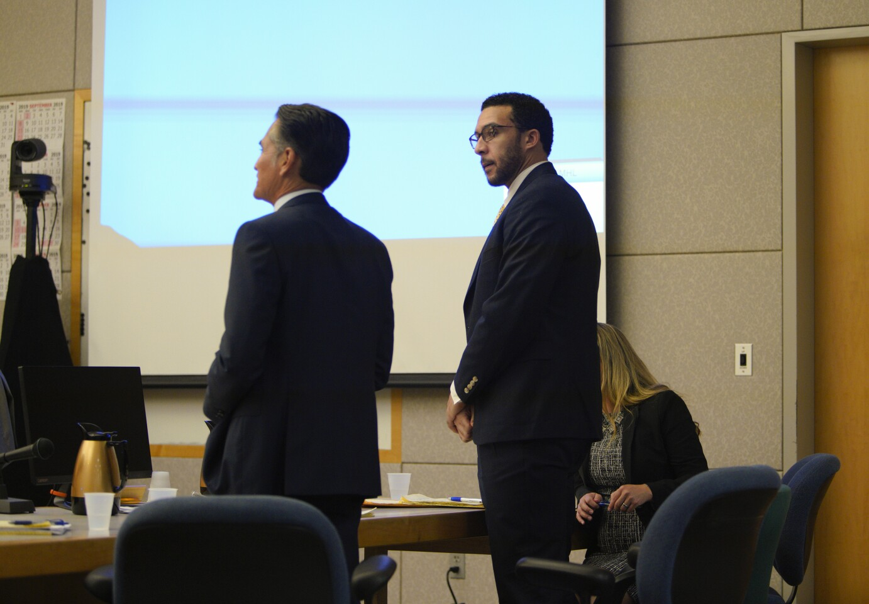 Kellen Winslow II closing arguments