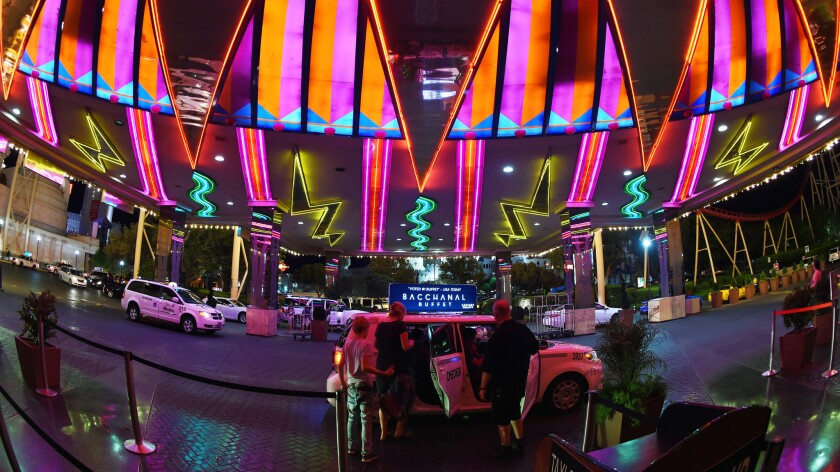 Say goodbye to free parking at Aria, Bellagio and 10 other Las Vegas