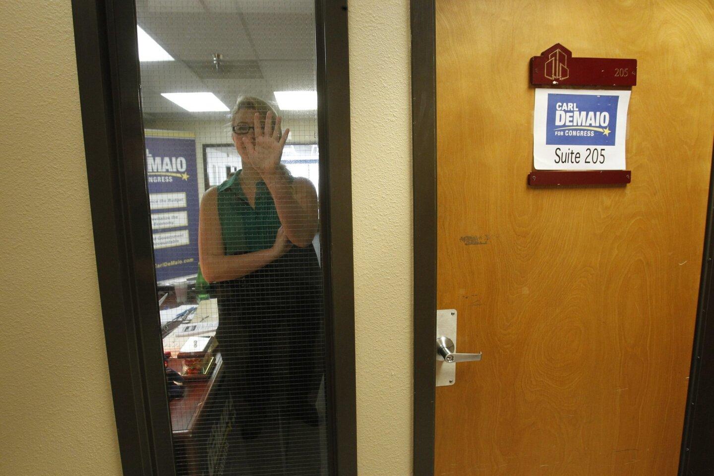 Break-in reported at Carl DeMaio campaign headquarters