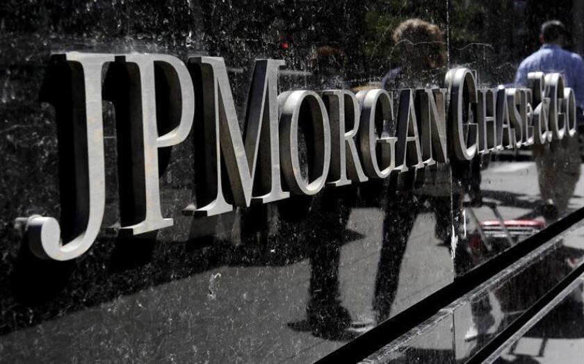 El grupo bancario JPMorgan Chase, el mayor de Estados Unidos, anunció hoy que construirá un nuevo edificio que reemplazará su sede actual en Manhattan y en el que espera albergar a unos 15.000 empleados. EFE/ARCHIVO