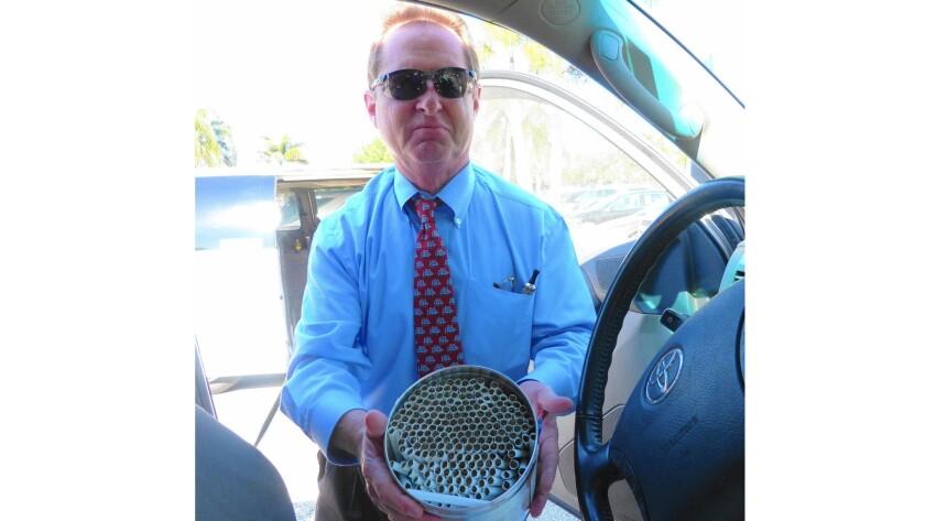 Irvin Rosenfeld, federal pot smoker