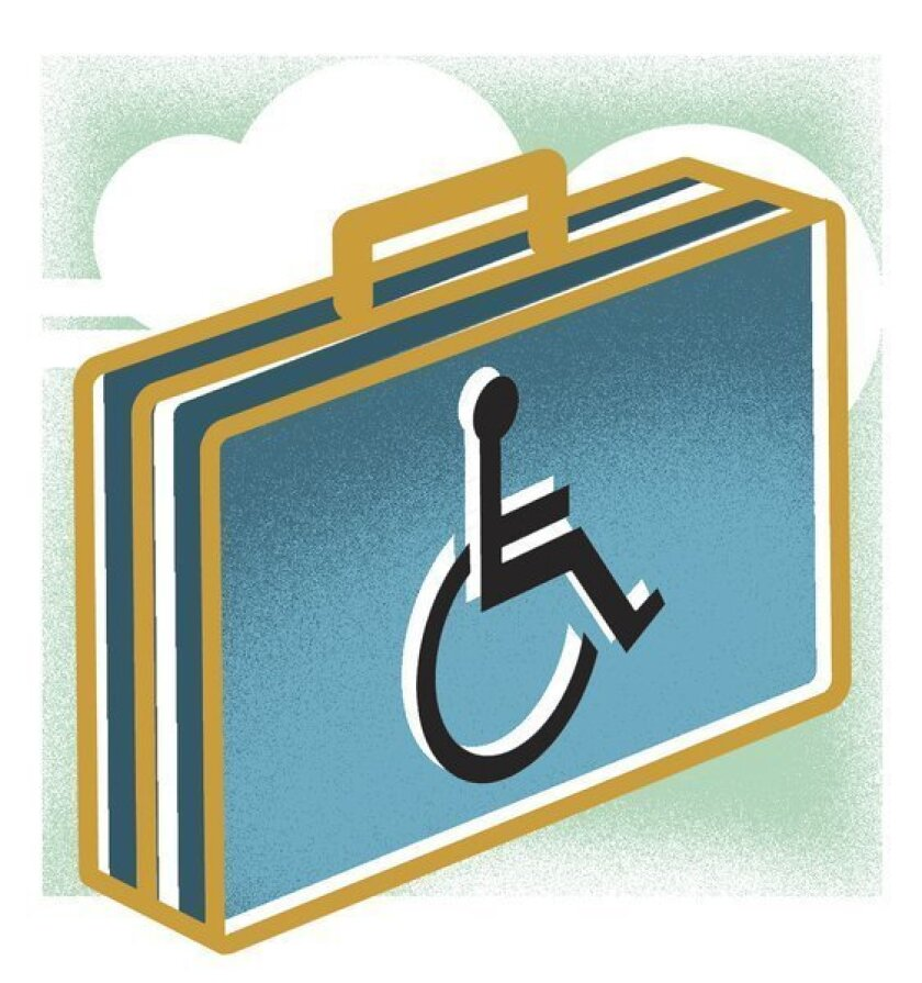 On the Spot: The right way for hotel to suggest an accessible room