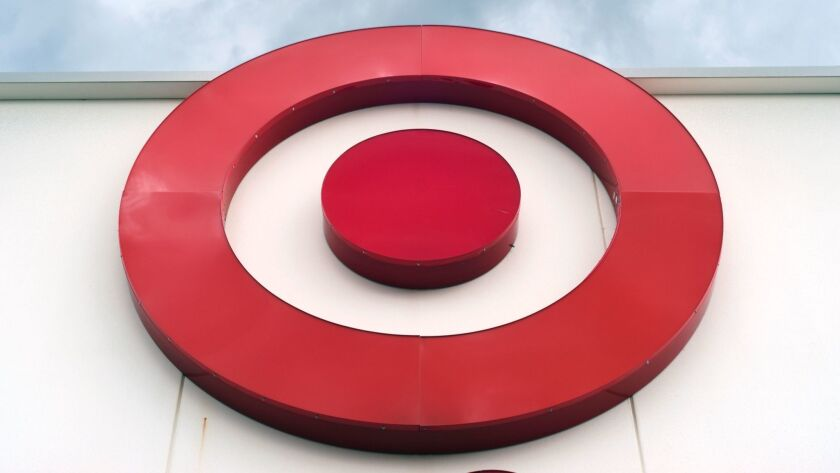 FILE - This May 3, 2017, file photo shows a Target store in Omaha, Neb. Target is raising its minimu