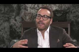 Jeremy Piven talks about his show 'Mr. Selfridge'