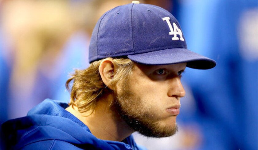 Dodgers ace Clayton Kershaw is set to become a free agent after the 2014 season unless he signs a new contract with L.A., where he has spent his entire career.
