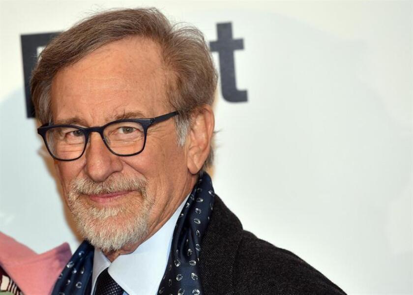El director estadounidense Steven Spielberg. EFE/Archivo