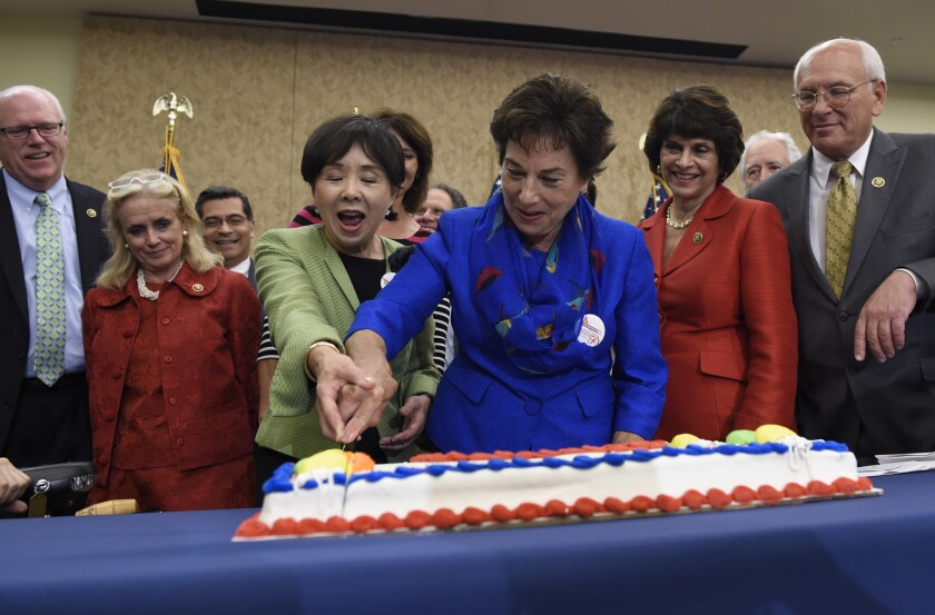Lawmakers celebrate 50 years of Medicare/Medicaid