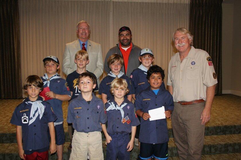 Rancho Santa Fe Cub Scout Pack 766