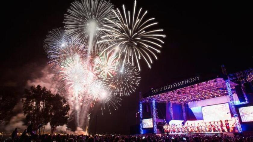 Bayside Summer Nights returns to San Diego with a killer lineup of shows this summer. (Courtesy photo)