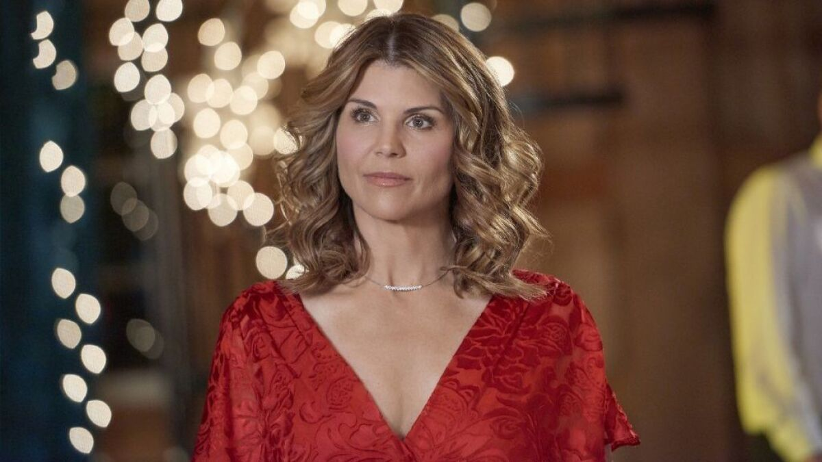 Garage Sale Mystery The Beach hallmark cuts lori loughlin from all projects amid college